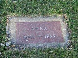 Anna <I>Gerdes</I> Ammermann