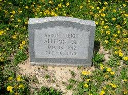 Aaron Leigh Allison, Sr