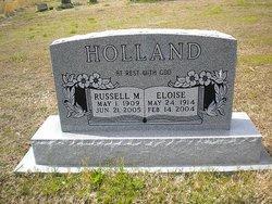 Eloise <I>Holloway</I> Holland