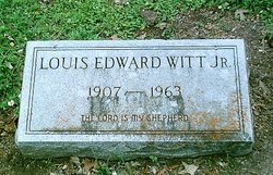 Louis Edward Witt, Jr