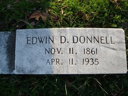 """Edwin Dobyns """"Ed"""" Donnell"""