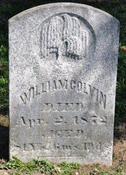 William Colvin