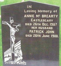 Annie <I>Doherty</I> McBrearty