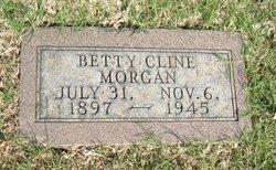 Betty <I>Cline</I> Morgan