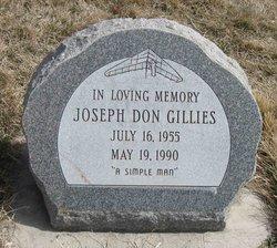 Joseph Don Gillies