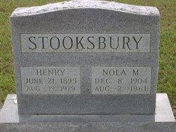 Henry Stooksbury