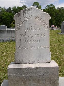 William David Elliott