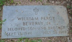 William Percy Beverly, Jr