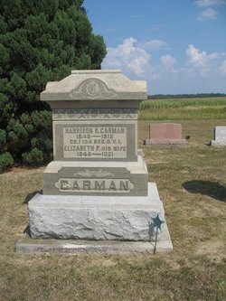 Harrison Bebb Carman