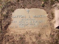 Clayton Lavern Martin