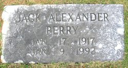 Jack Alexander Perry