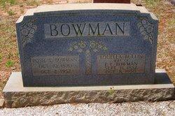 Louella <I>Bullin</I> Bowman
