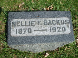 Nellie F. Backus