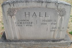 Lucie D Hall