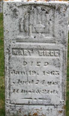 Mary Birge