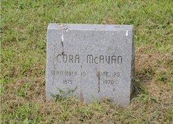 Corella E McAvan