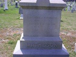 Capt John A Matheson