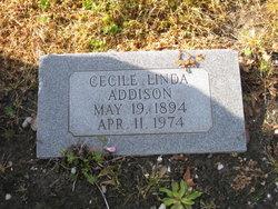 Cecile Linda Addison