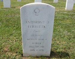Anthony J Ferritta