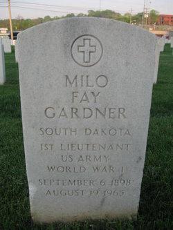 Milo Fay Gardner