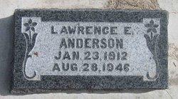 Lawrence Eugene Anderson