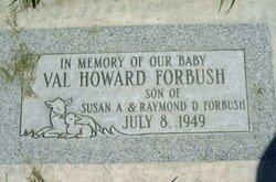 Val Howard Forbush