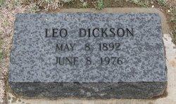 Leo Mack Dickson