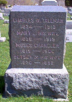 Charles W. Tallman