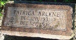 Patrica Arlene Holloman