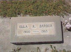 Ella Rose <I>Drake</I> Barber