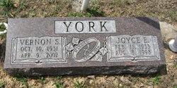 Joyce Etta <I>Herring</I> York