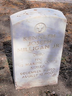 Kenneth Joseph Milligan, Jr