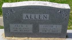 Cecil Jesse Allen