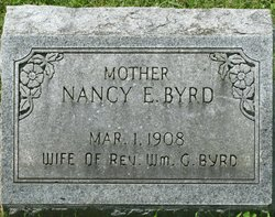 Nancy Emmeline <I>Lawson</I> Byrd