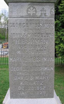 George Hibshman