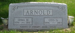 Erma Mae <I>Van Horn</I> Arnold