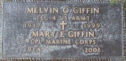 Mary Elizabeth <I>Carroll</I> Giffin