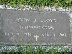 John J Lloyd