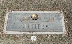 Gladys Nora <I>Garrett</I> Butler