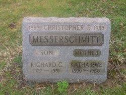 Katharine <I>Kaiser</I> Messerschmitt