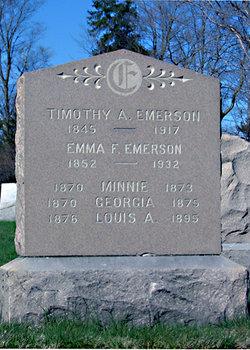 Timothy A. Emerson