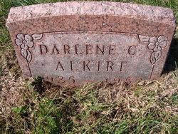 Darlene C Alkire
