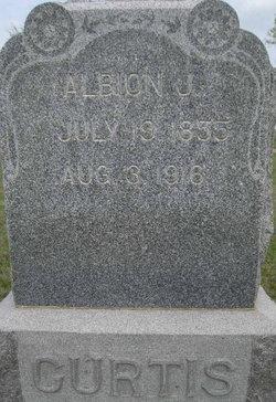 "Albion John ""Alba"" Curtis"