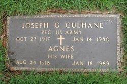Joseph G Culhane
