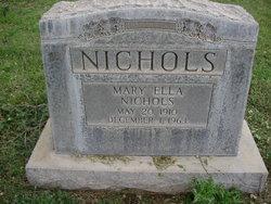 Mary Ella Nichols