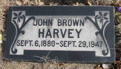 John Brown Harvey
