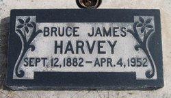 Bruce James Harvey