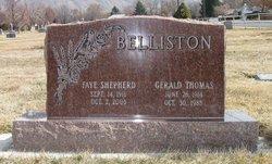 Gerald Thomas Belliston