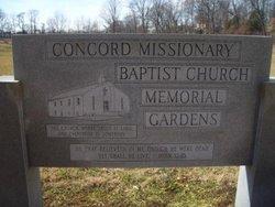 Concord Memorial Gardens