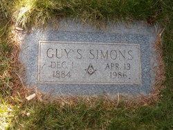Guy S Simons